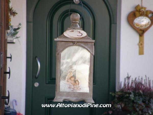 Molto En presepio vizin a casa 2011 - El paes dei Presepi - Miola  DO61